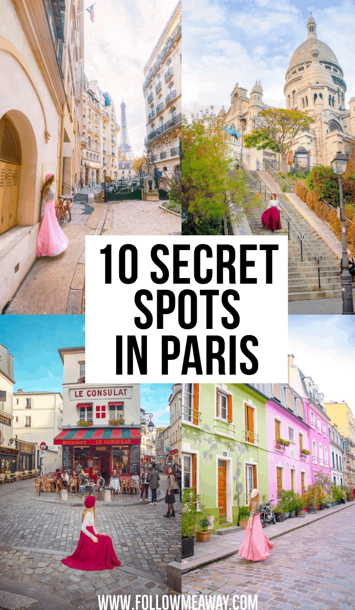 10 Hidden Gems In Paris That Arent The Eiffel Tower