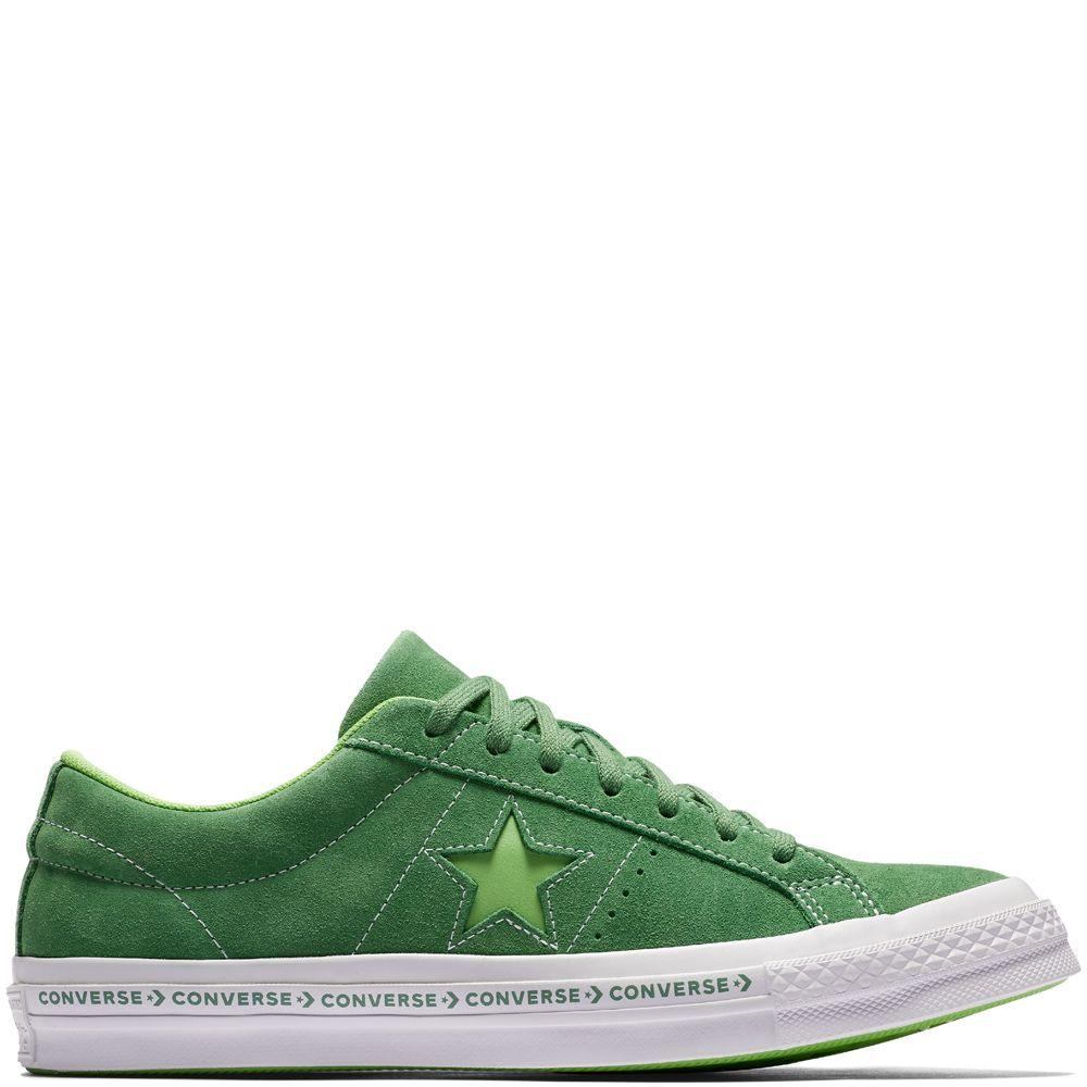 converse one star verte