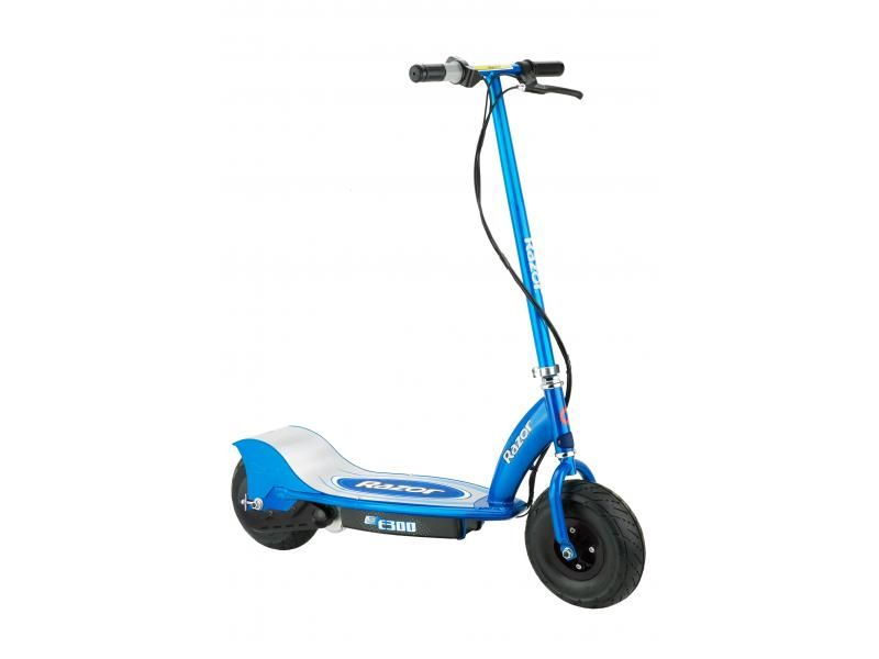 Razor Blue E300 Electric Scooter Electric Scooter No