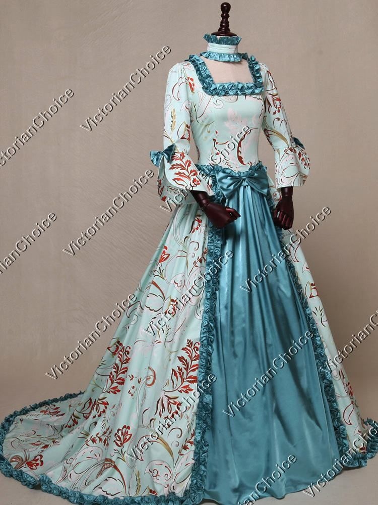 Renaissance Colonial Princess Game of Thrones Winter Holiday Ball ...