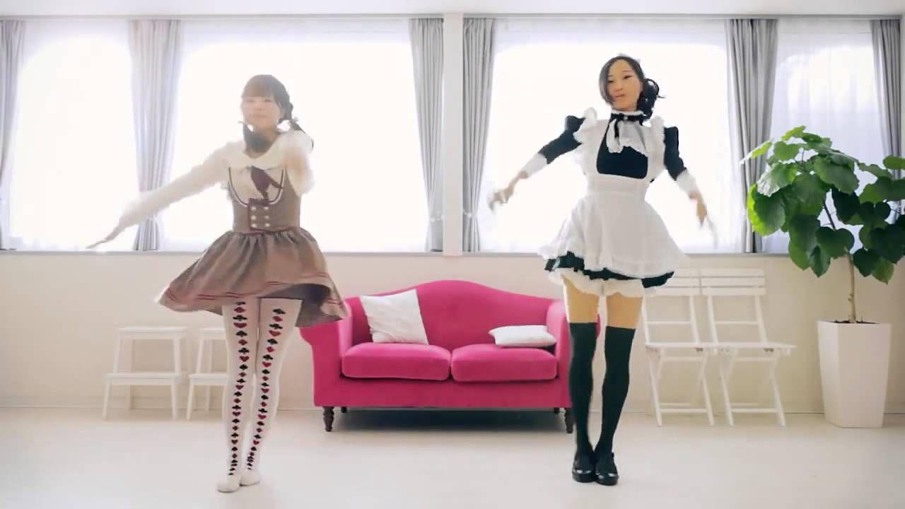 【お嬢様に夢中で】えれくとりっく・えんじぇぅ / Electric Angel【踊ってみた】【MIRROR】