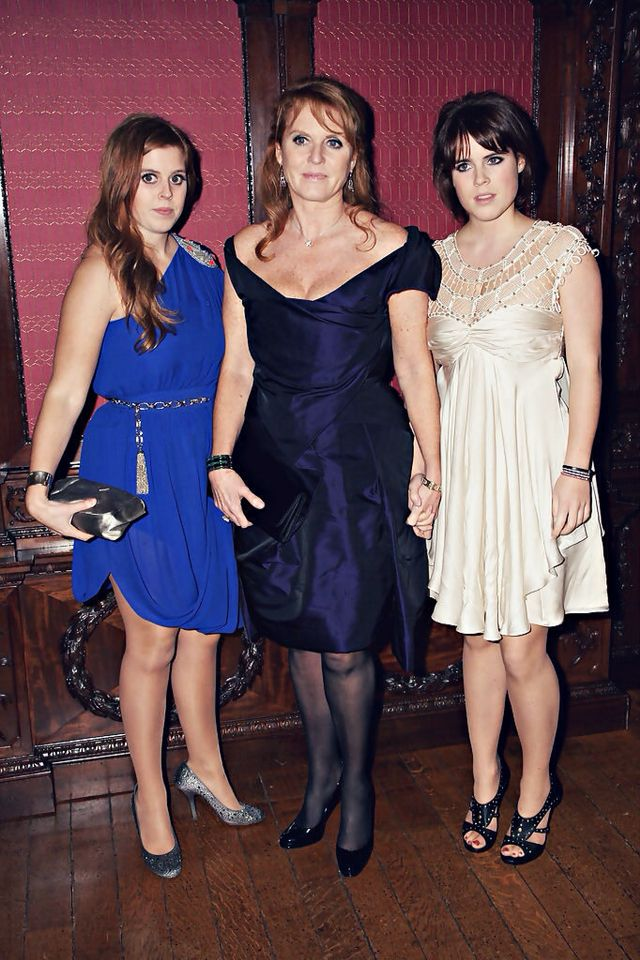 The York family Sisters dress, The young victoria, Sarah