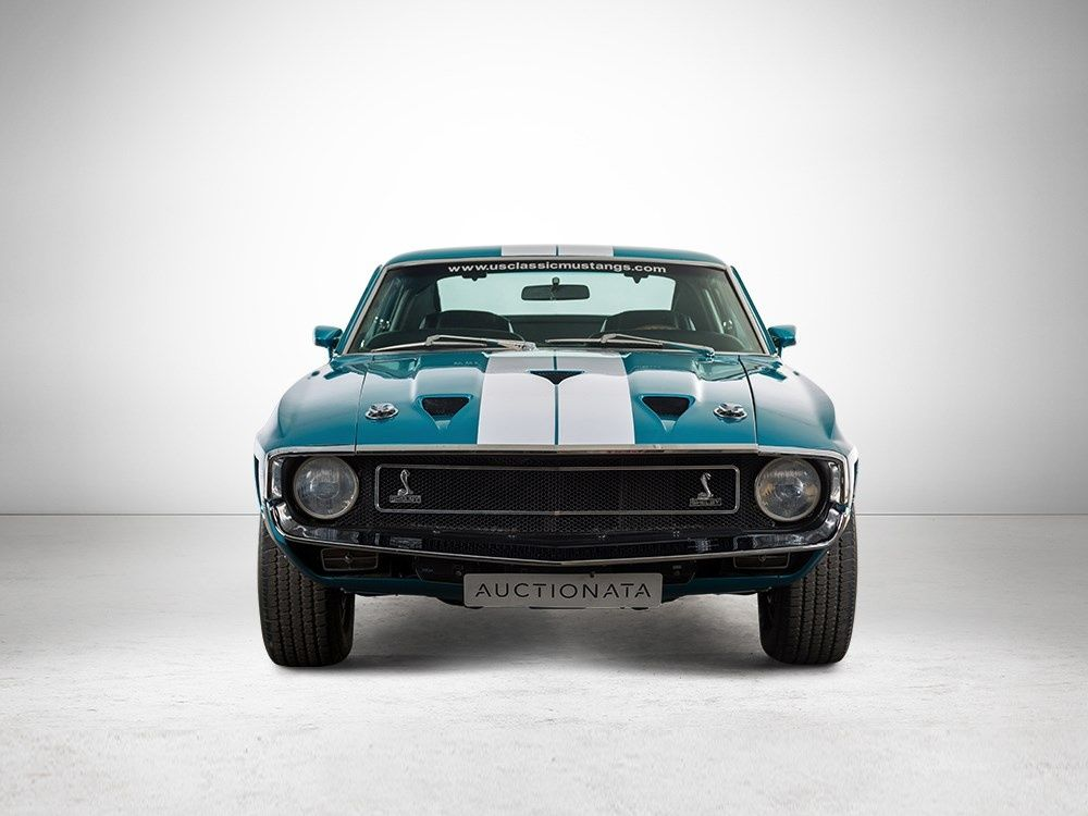 1969 Ford Mustang - Shelby GT 500   Classic Driver Market ...