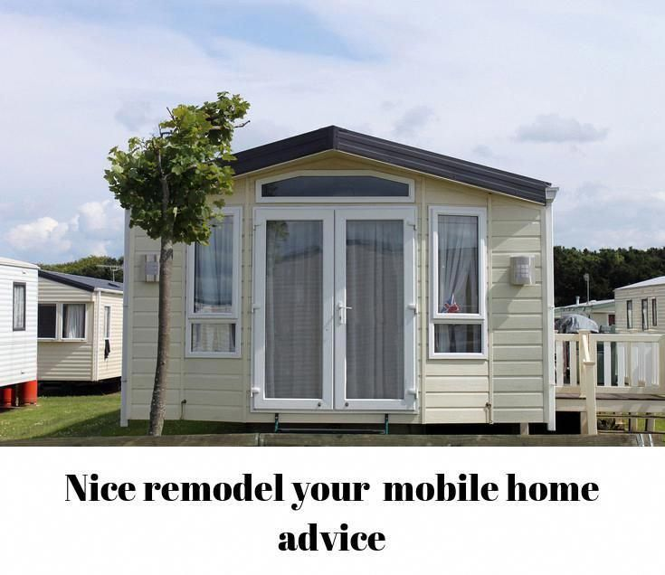 Mobile Home Additions: Trendy Color: Adopt Khaki Green!