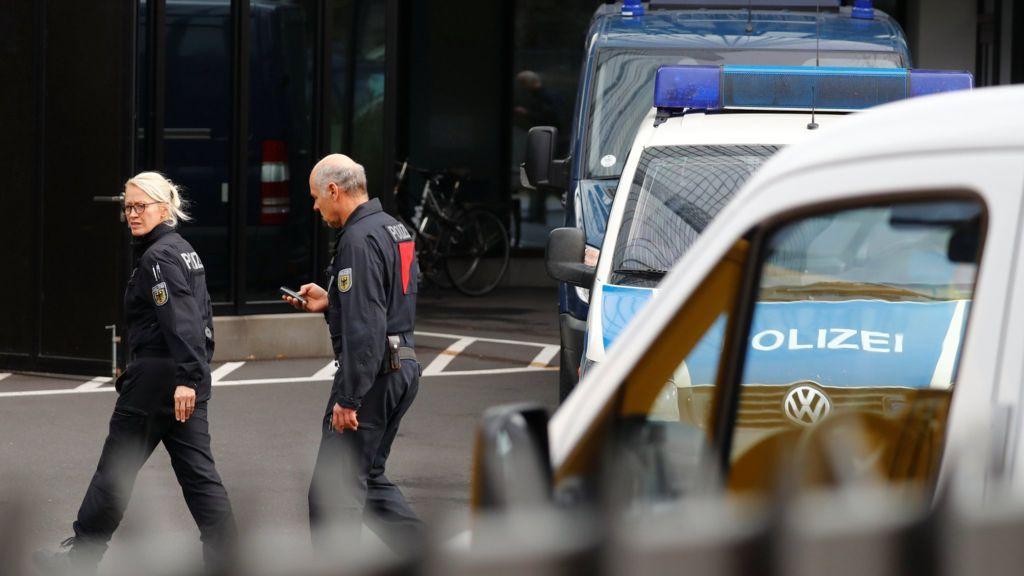 Deutsche Bank raided over money laundering Money