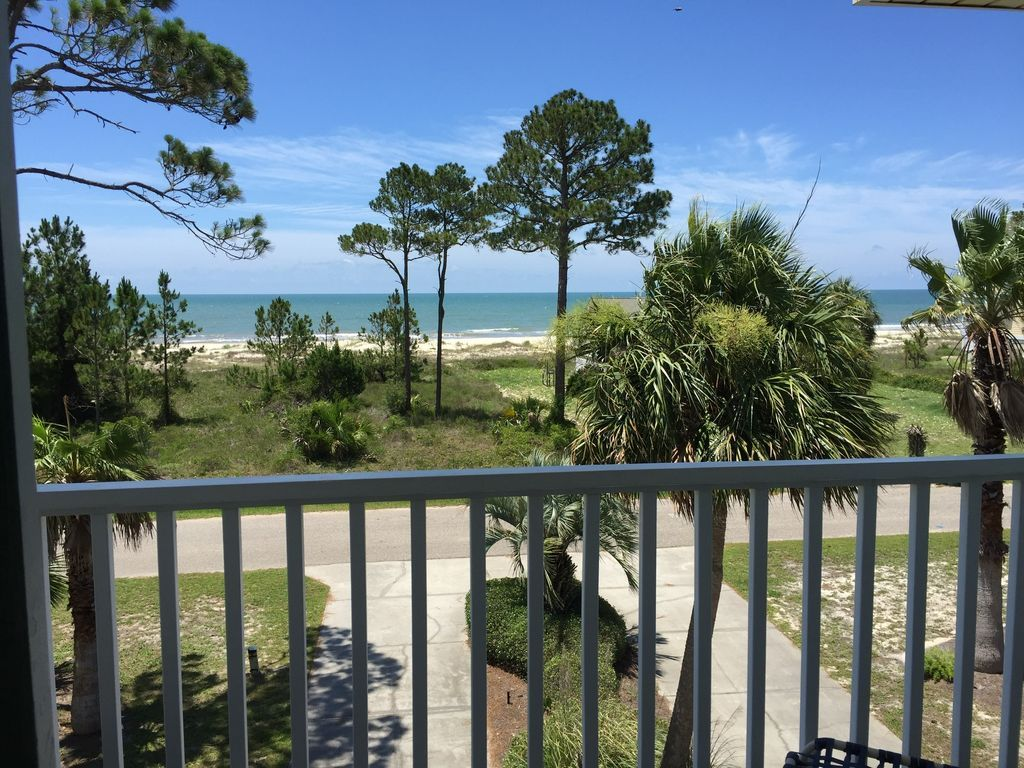 Updated Quiet Couples Retreat, 1st Tier Privacy Gulf