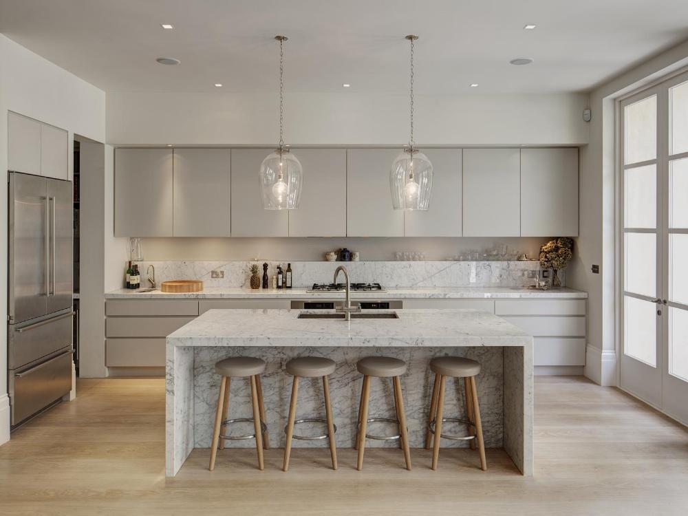 Elegant Modern White Wood Kitchen Cabinets With Attachment Modern White Wood Kitchen Cabinets 2735 Diabelcissokho Morganallen Designs White Modern Kitchen Modern White Kitchen Cabinets White Wood Kitchens