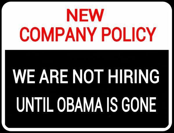 New Company Policy  Friends Of Oc    Politics Obama