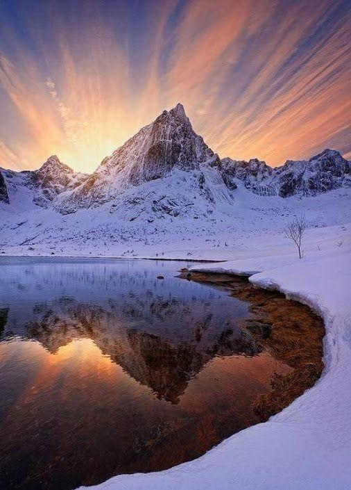 Lake Lovatnet, Stryn, Norway Please Follow:- +Wonderful World