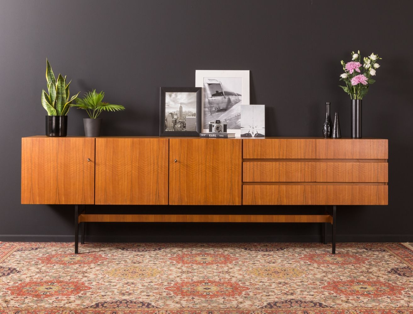 For Sale Sideboard By Musterring From The 1960s Vintage Sideboard Mid Century Furniture Sideboard