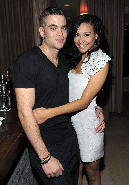 Naya Rivera Boyfriend 2012