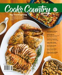 October 01 2017 Issue Of Cook S Country Cooks Country Magazine