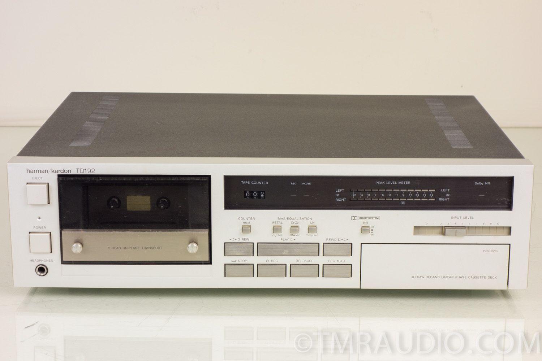 harman kardon cd 192 audio history fetish. Black Bedroom Furniture Sets. Home Design Ideas