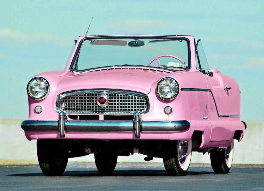 1954-\'62 Nash Metropolitan | Autos 1950 to 1959 | Pinterest ...