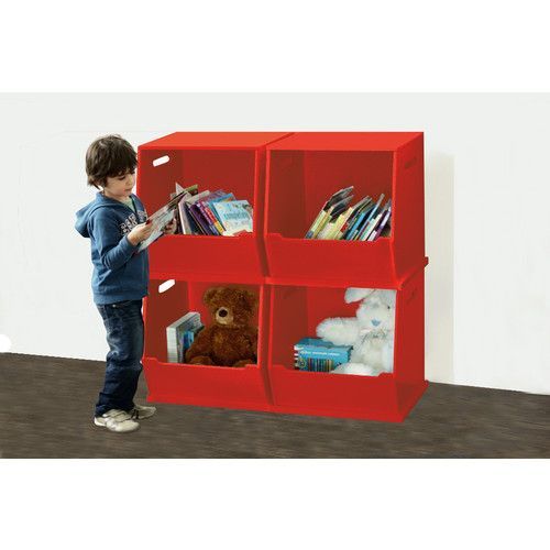 Charmant Huge Stackable Toy Boxes