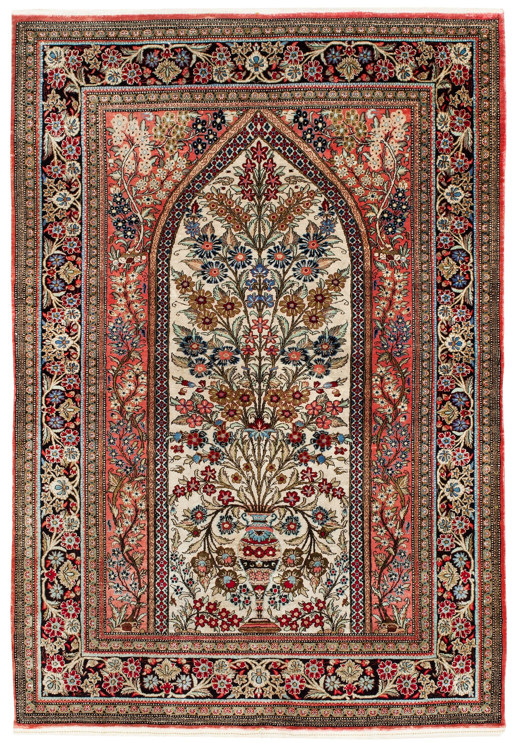 Persian Qum Silk Rug Tree Of Life Design Product Not Available Inspiration Only Persian Carpet Antique Persian Carpet Rugs