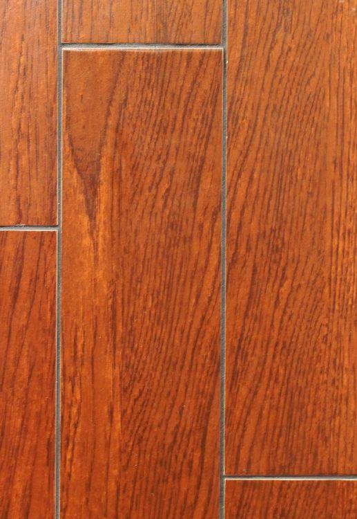 Heritage Mahogany Wood Ceramic Floor Tile 6 X 24 Carpet