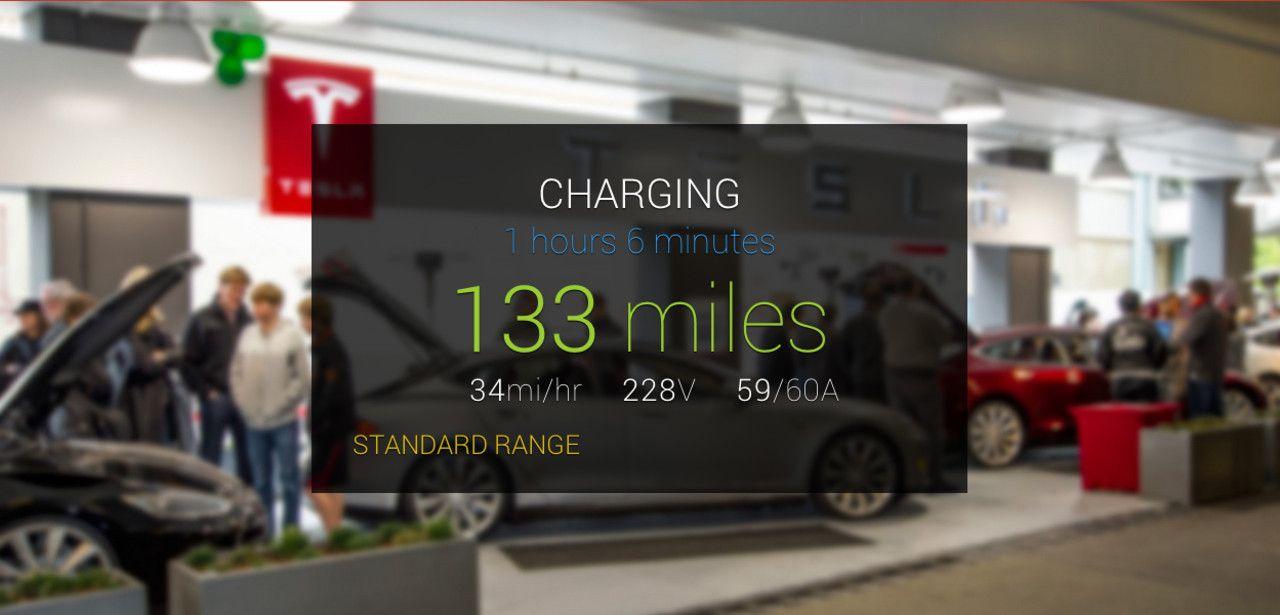 "Google Glass Meets The Tesla Model S In ""GlassTesla"" App ..."