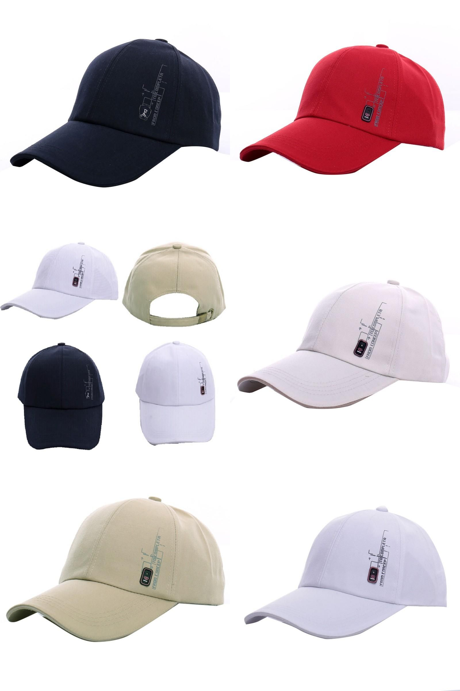 [Visit to Buy] 6 Colors Adjustable Outdoor Sports Sun Hat Outdoor Men Baseball Golf Hip-hop Bowler Cotton Cap #Advertisement