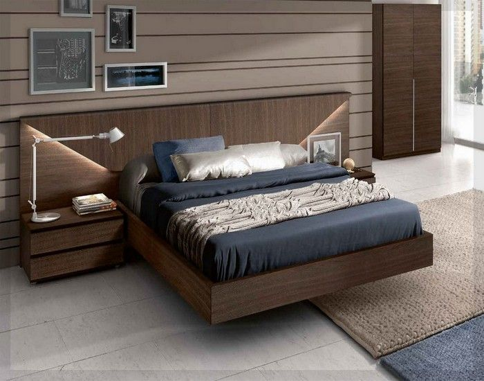 Moderne Schlafzimmer Aus Holz Ideen