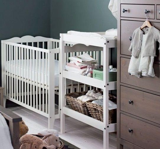 Decorar habitacion bebe ikea for Habitaciones infantiles dobles ikea
