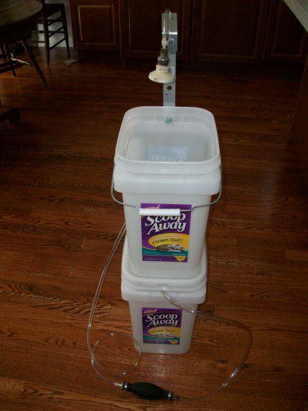 Ghetto Cheap Fabulous 15 25 Bucks Hand Washing Station