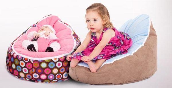 sitzsack f r kinder rosa gemustert design m bel spielkeller co sitzsack kinder kinder. Black Bedroom Furniture Sets. Home Design Ideas