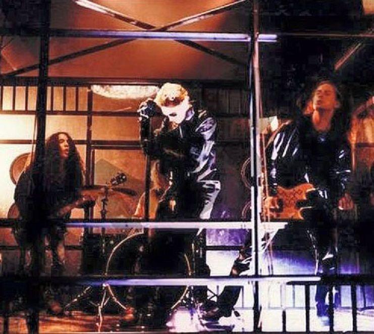 Alice in Chains...Again video clip