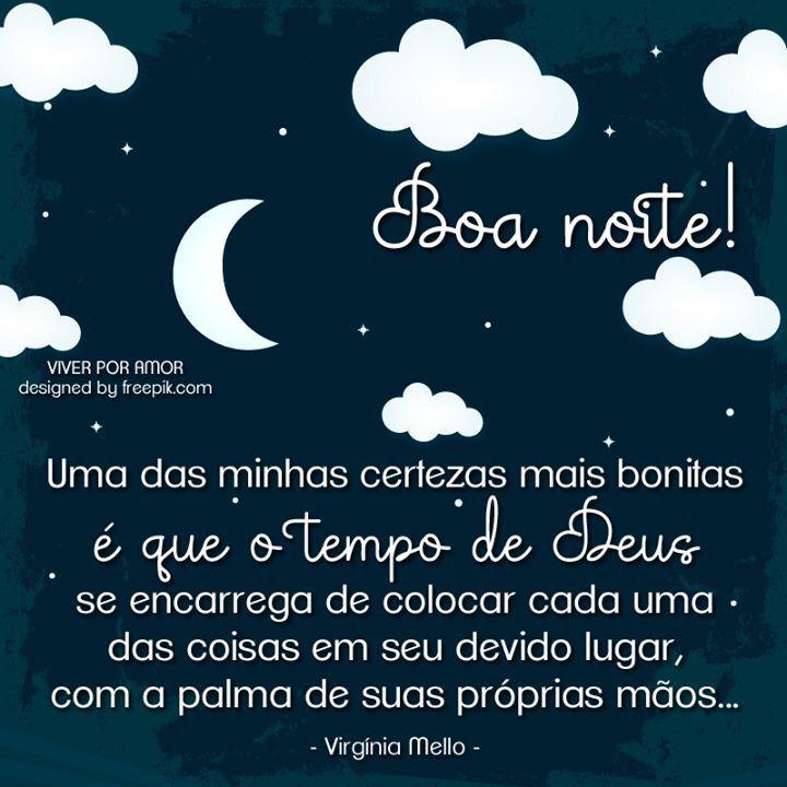 Facebook Boa Noite Pinterest Frases De Boa Noite Boa E Boa Noite