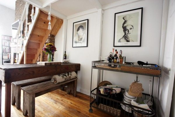 5 Stylish Small NYC Apartments With HUGE Inspiration
