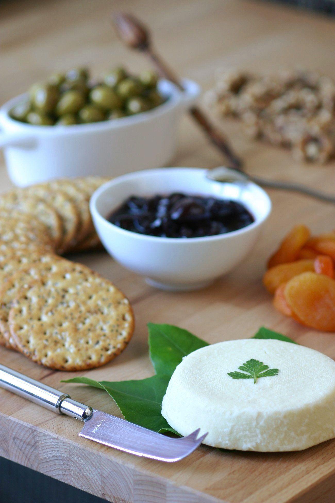 Amazing Vegan Cheese With One Secret Ingredient You Never Heard Of Vegan Cheese Creamy Vegan Dishes Vegan Cheese Recipes Vegan Cheese