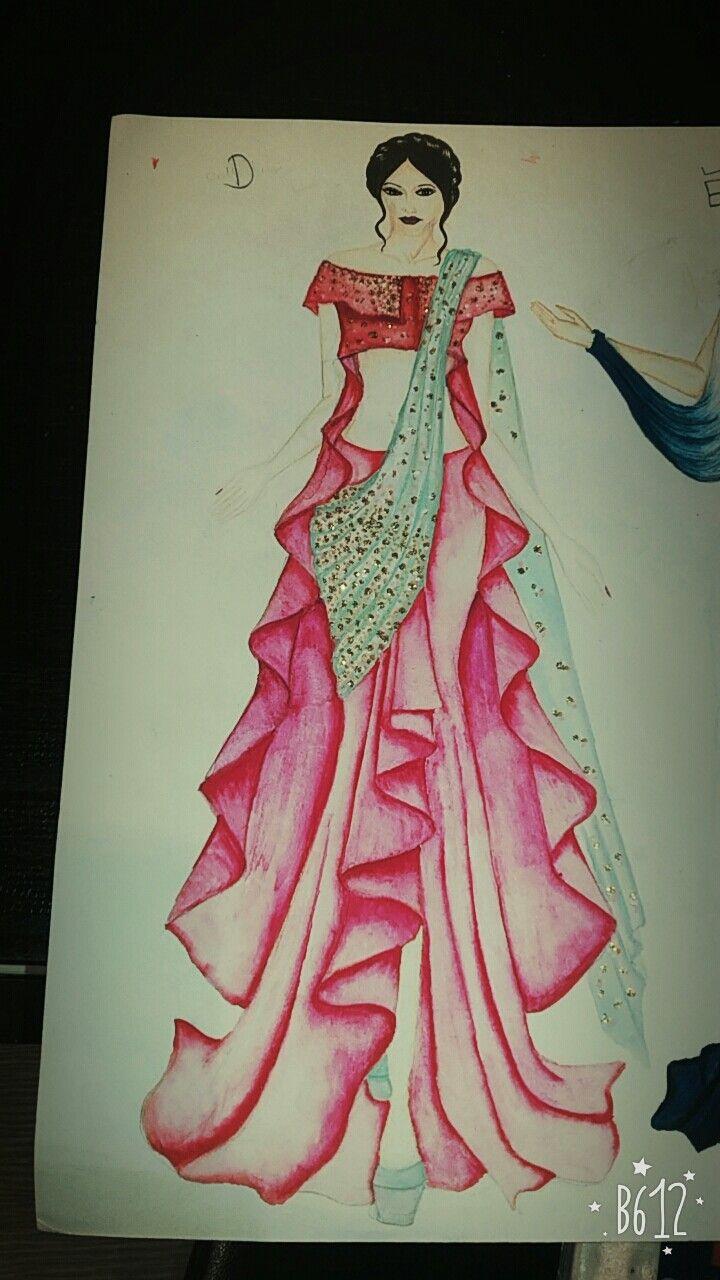 Pin On Sari