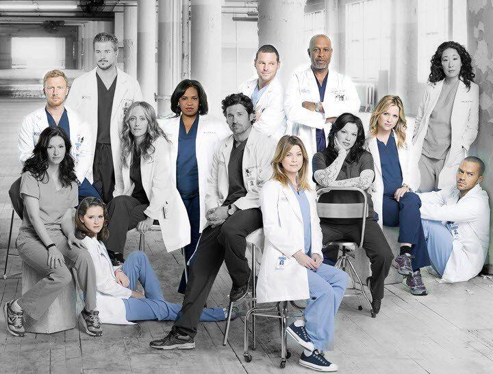 Grey S Anatomy Characters Atores De Grey S Anatomy Greys Anatomy