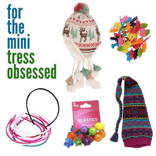 For the mini tress obsessed! #spon