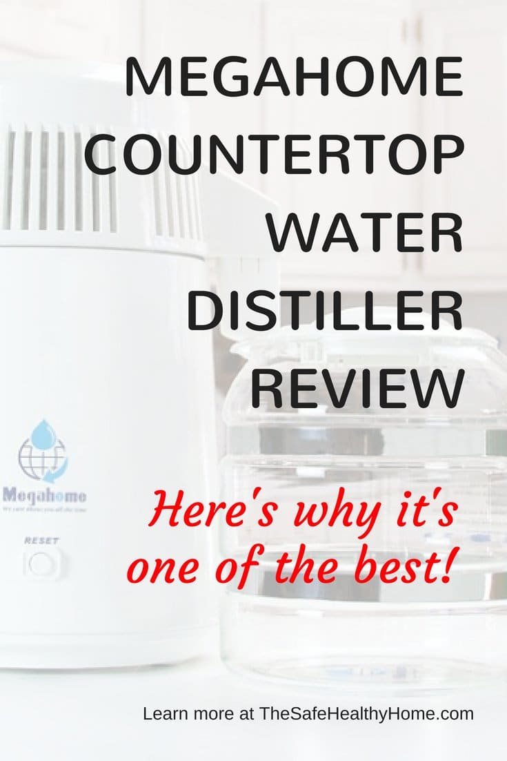 Megahome Water Distiller Review One Of The Best In 2020 Healthy