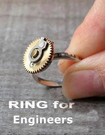 Not that I plan on becoming or even marring an engineer but if I