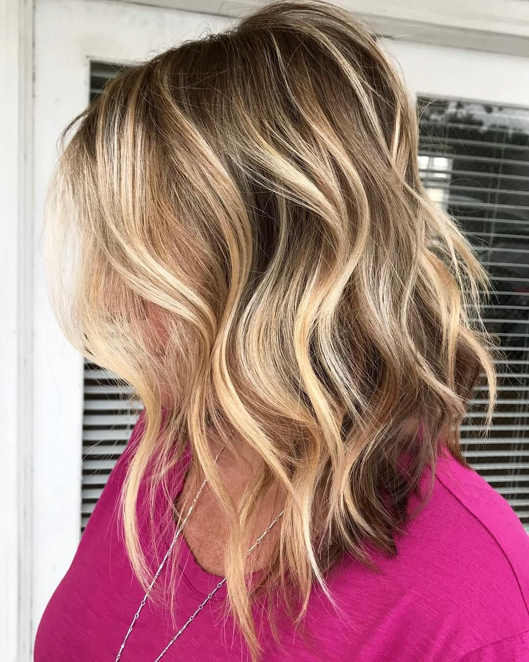 24+ Extra long bob hairstyles ideas