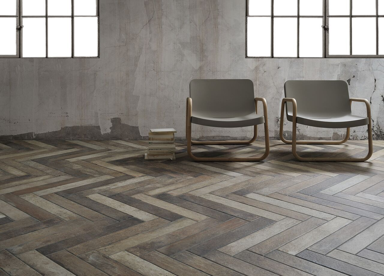 Coem - Bricklane. This brickwork-inspired floor covering adds both a ...