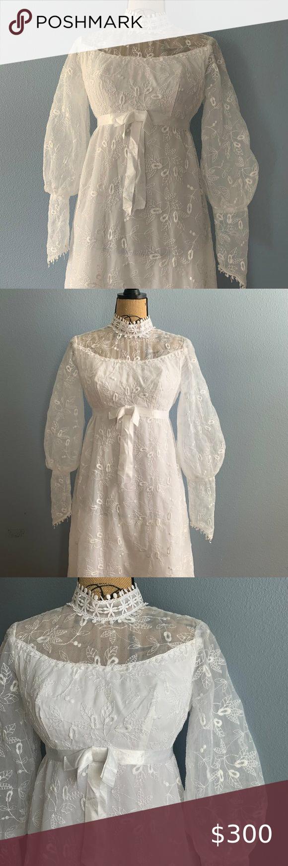 Vintage 70s White Lace Long Sleeve Wedding Dress Vintage 70s White Lace Wedding Dress Vintage Sleeves White Lace Long Sleeve Wedding Dress Blue Lace Midi Dress [ 1740 x 580 Pixel ]
