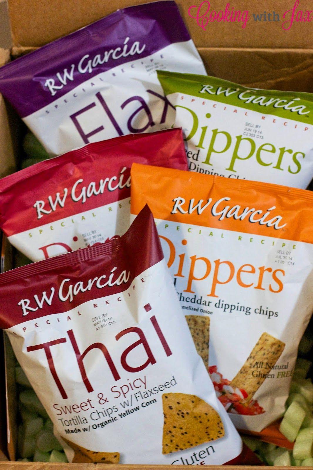 RW Garcia Gluten Free Tortilla Chips Review + Giveaway
