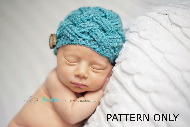 Order Knitted Baby Boy Hats Patterns Crochet Pattern A0dd9 332ce