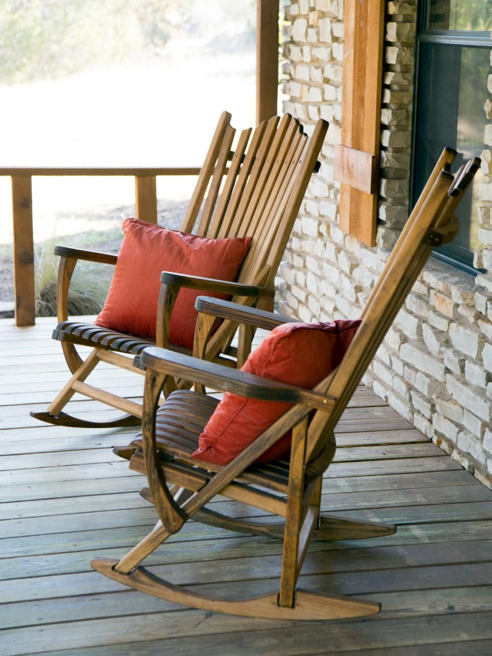 Life on the Farm   Front Porch   Rocking Chairs   Chip & Joanna ...