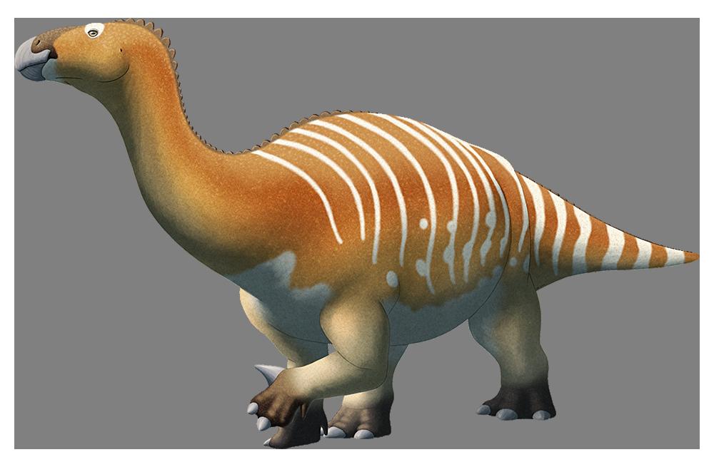 Lurdusaurus An Unusual Ornithopod Dinosaur From The Early