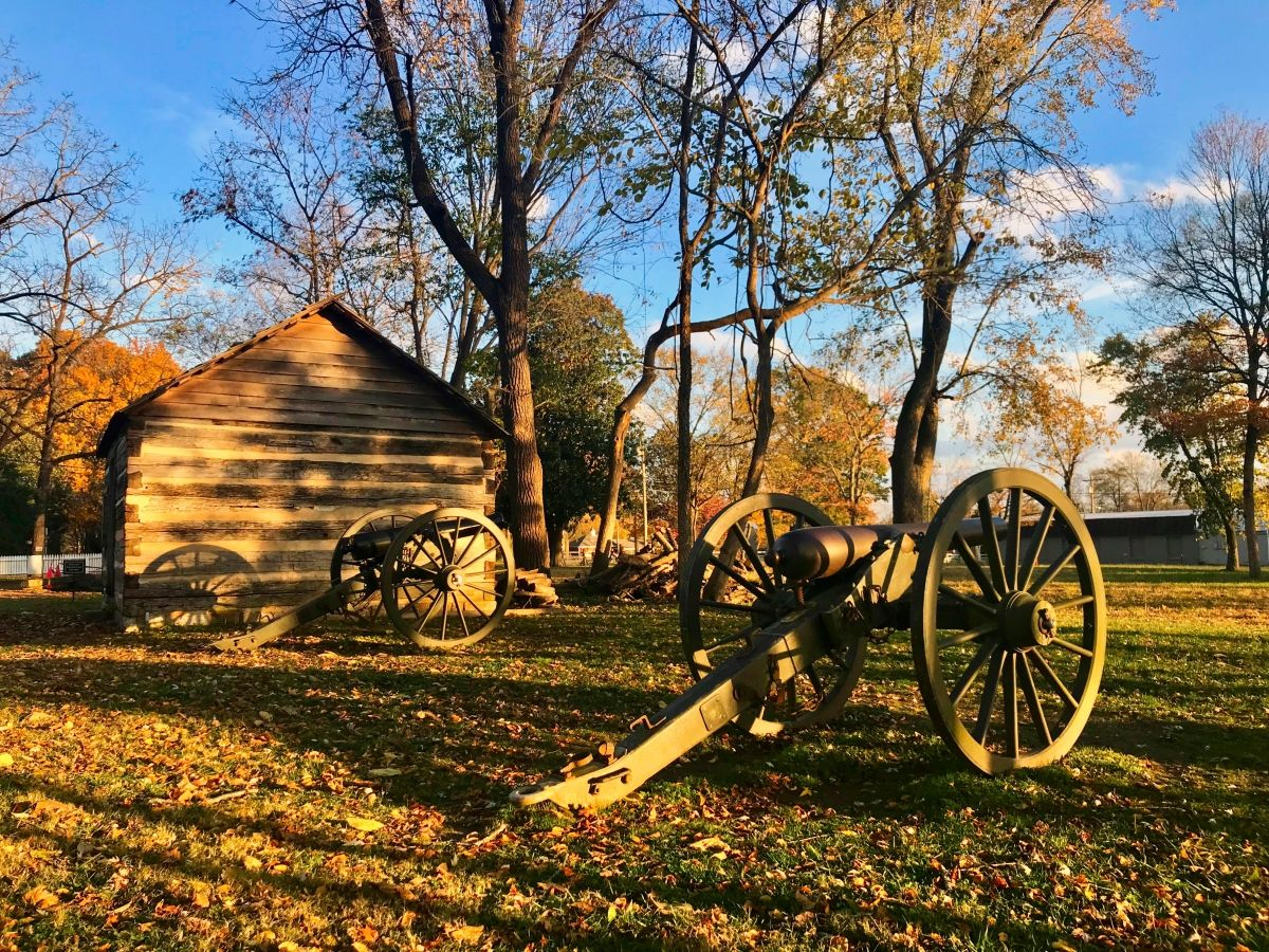 Bulletholes and bloodstains a battle of franklin tour