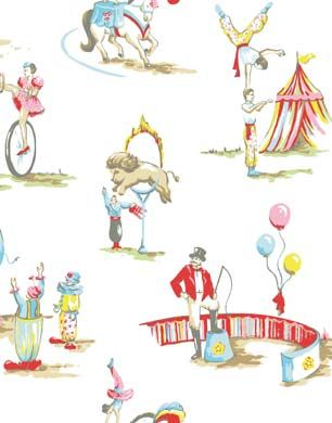 Circus wallpaper at cath kidston kids rooms pinterest for Cath kidston bedroom designs