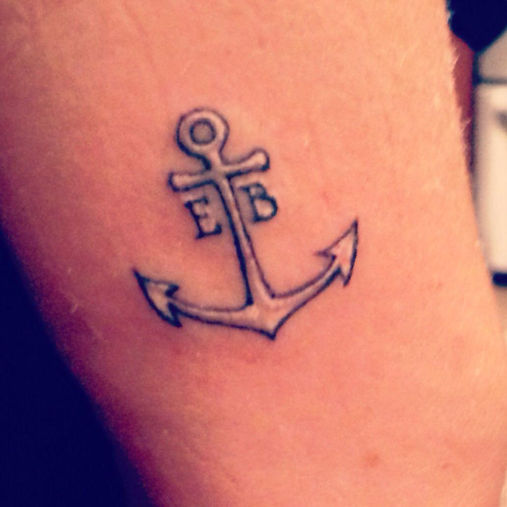 Us Navy Tattoos On Pinterest: Tribute Anchor Tattoo. Navy, Grandpa