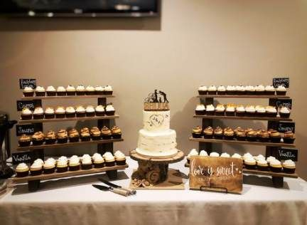 22 Ideas Wedding Cakes Buttercream Rustic