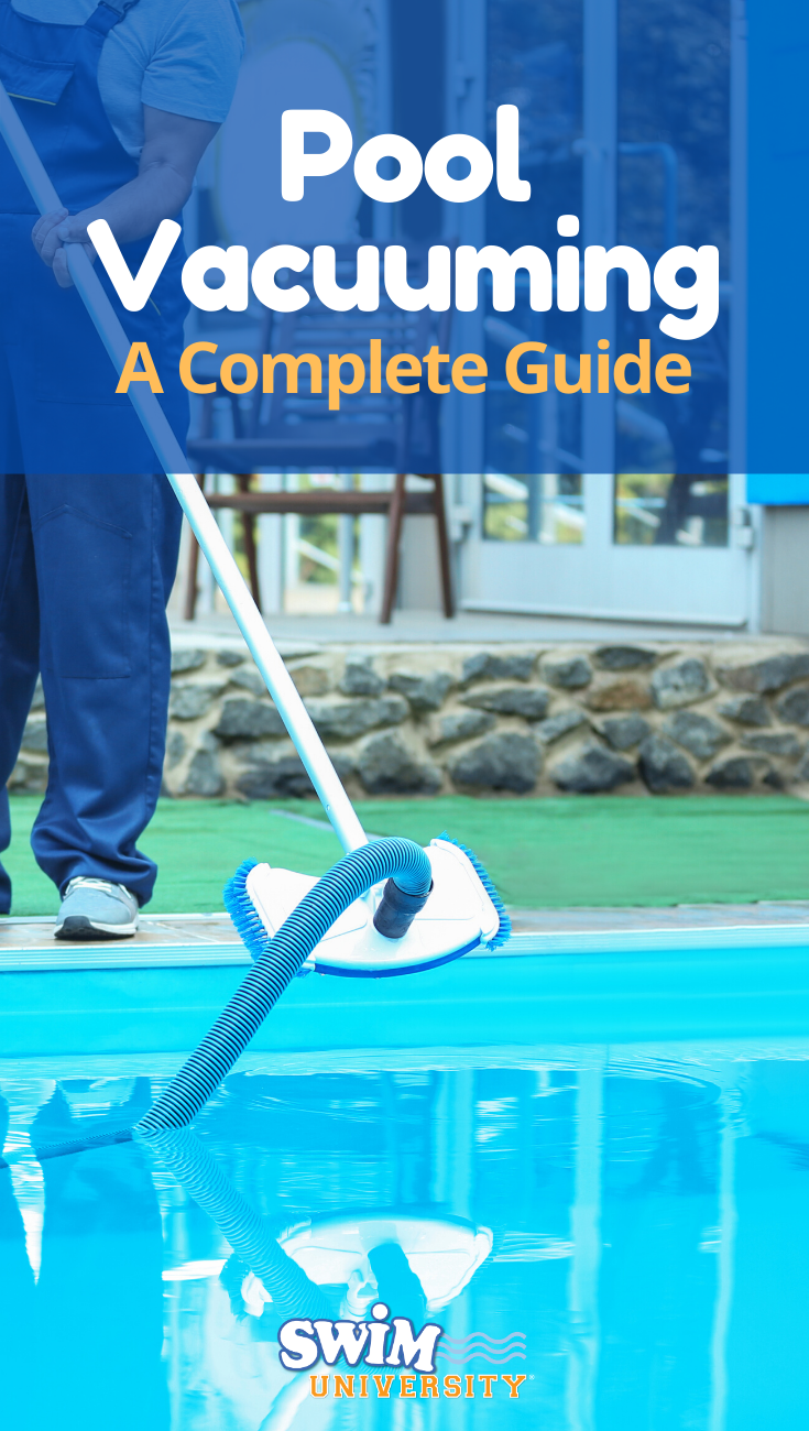 If You Re Dealing With A Mean Green Infestation Using A Manual Pool Vacuum Is Pretty Much Required To Fig In 2020 Pool Vacuum Manual Pool Vacuum Swimming Pool Vacuum