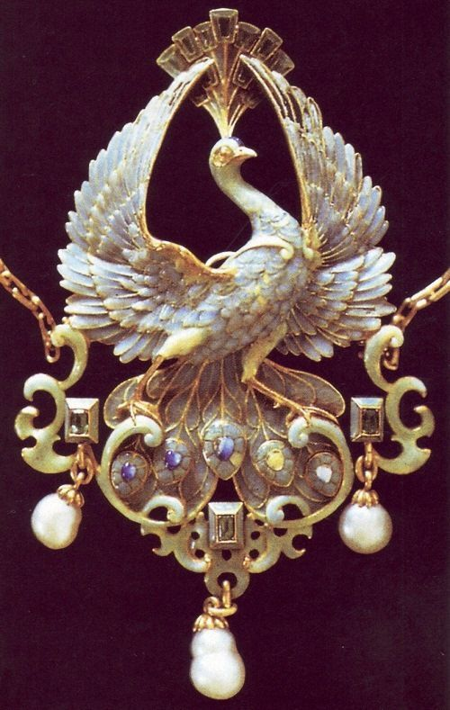 nice Art Nouveau jewellery by Philippe Wolfers - Viola.bz Euro Media Check more at http://ukreuromedia.com/en/pin/47254/