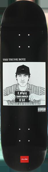 Choc Berle Ghetto Boyz Deck-8.5